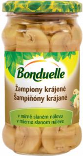 Žampiony Bonduelle
