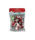 Čokoládové figurky vánoční Tesco