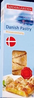 Závin s krémovou náplní mražený Sodergärden