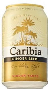Zázvorová limonáda Ginger Beer Caribia