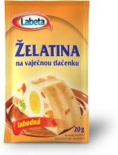 Želatina na vaječnou tlačenku Labeta