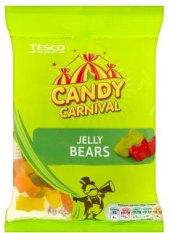 Želé bonbony Candy Carnival Tesco