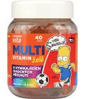 Vitamíny pro děti Multi želé MaxiVita