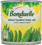 Lusky fazolové zelené v nálevu Bonduelle