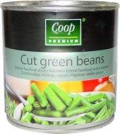 Lusky fazolové zelené v nálevu Coop Premium