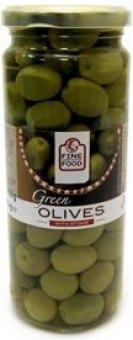 Zelené olivy Fine Food