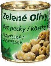 Zelené olivy Fine Life