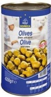 Zelené olivy Metro Chef
