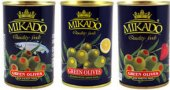 Olivy zelené Mikado