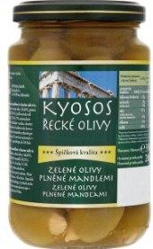 Olivy plněné Kyosos