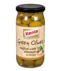 Zelené olivy Xenia