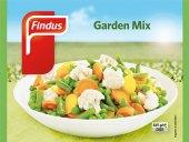 Zelenina mražená Garden Mix Findus
