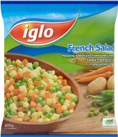 Zelenina mražená Iglo