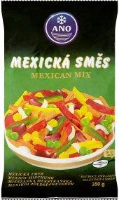 Zeleninová mexická směs mražená ANO mrazírny