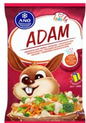 Zeleninová mražená směs Adam ANO mrazírny