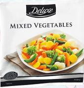 Zeleninová směs mražená Deluxe