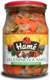 Směs zeleninová Hamé
