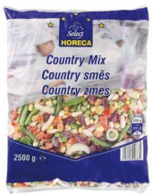 Zeleninová směs mražená Country Horeca Select