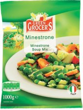 Zeleninová směs mražená Minestrone Green Grocer'S