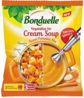 Zeleninová směs na polévku Cream Soup mražená Bonduelle