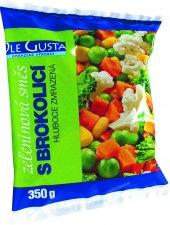 Zeleninová směs s brokolicí mražená Dle Gusta