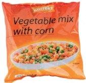 Zeleninová směs s kukuřicí mražená Korrekt