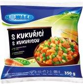 Zeleninová směs s kukuřicí mražená Nowaco