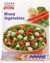 Zeleninová směs mix Tesco Value