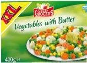Zeleninová směs zjemněná máslem a bylinkami mražená Green Grocer'S