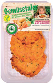 Zeleninové bramboráky Pahmeyer