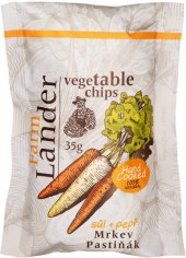 Zeleninové chipsy Farmlander