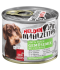 Zeleninový mix pro psy Heldenmahlzeit Dein Bestes