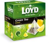 Zelený čaj Loyd - pyramidový