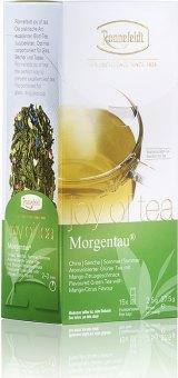 Zelený čaj Morgentau Ronnefeldt
