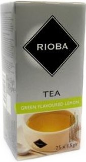 Zelený čaj Rioba