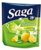 Čaj zelený Saga