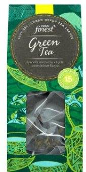 Zelený čaj Tesco Finest - pyramidový