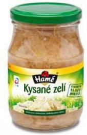 Zelí bílé kysané Hamé