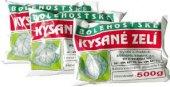 Zelí bílé kysané Bolehoštěnské