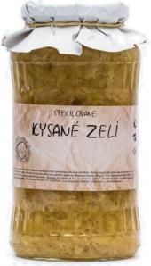Zelí kysané Láznička