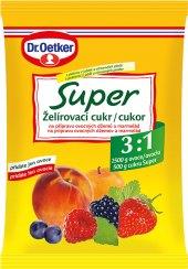 Želírovací cukr Super Dr. Oetker