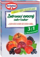 Želírovací ovocný cukr pro diabetiky Dr. Oetker
