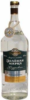 Vodka Zelyonaya Marka
