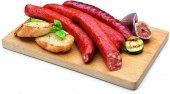Zemanova grilovací klobása s paprikou Zeman - maso uzeniny