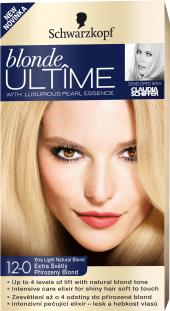 Zesvětlovač na vlasy Blonde Ultime Schwarzkopf