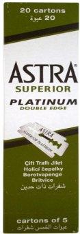 Žiletky Platinum Astra