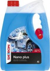 Směs do ostřikovačů zimní Nano Plus Sheron