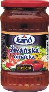 Omáčka živáňská Kand