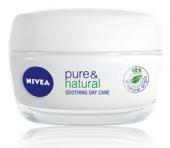 Krém pleťový zklidňující Pure&Natural Nivea