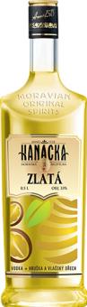 Vodka Zlatá Hanácká